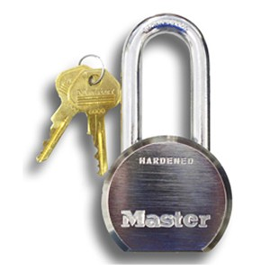 As a locksmith we suggest a high security padlock for most needs